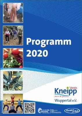 Kneipp-Verein Wuppertal: Programm 2020